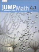 Jump Math 4.1, Book 4, Part 1 of 2