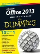 Office 2013 Fur Dummies Alles in Einem Band  [GER]