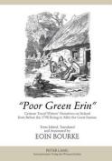"""""""Poor Green Erin"""""""