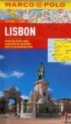 Lisbon Marco Polo City Map