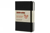 Moleskine Mickey Mouse Limited Edition Pocket Plain Notebook Hard