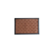 Imports Decor 861SMT Synthetic Rubber Mat - Brown