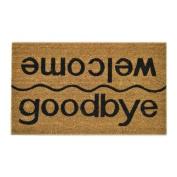 Imports Decor 510PVC Welcome/Goodbye Door Floor Mat