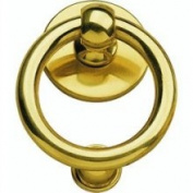 Acorn Manufacturing 2155-OLV Anello Door Knocker