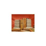 TMS P5642D-18 1.1m x 0m x 1.1m x 0m Bookends - Colliseum