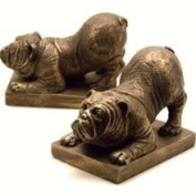 SPI Resin Bulldog Bookends