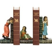 Sterling Industries 91-2448 Set Child Games Bookends 93 Bookends