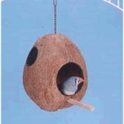 Penn Plax Coconut Bird House