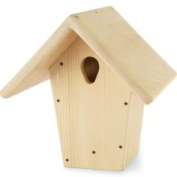 Droll Yankees NB-CTWP Nurturing Generations 25cm . Natural Nest Box