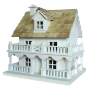 Home Bazaar HB-6102 Classic Series Novelty Cottage Bird House