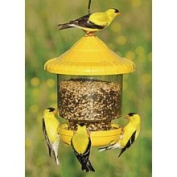 "Songbird Essentials ""Clingers Only"" Bird Feeder, Yellow SE7011"