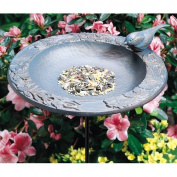 Whitehall Products Chickadee Garden Bird Feeder Finish