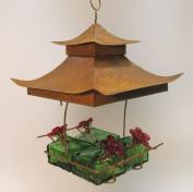 PAR-A-SOL - BW4SHG - Bouquet Basketweave Shelter - Green