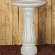 Union Products Resin Bird Bath