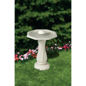 Allied Precision API390 Water Rippling Bird Bath