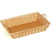 Willow Basket Display Basket Rectangular 51cm x 34cm x 10cm High