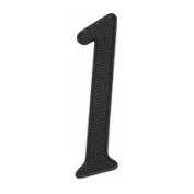 Mintcraft N-011 10cm House Number 1 Black Finish