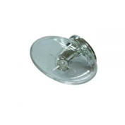 Kingston Brass BA625C Megellan ll Soap Dish - Polished Chrome