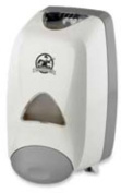 Soap Dispenser,One Hand Push Operation, Holds 1250/ML. .