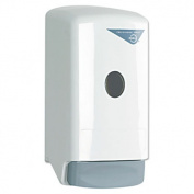 Dial DIA03226 Bathroom Supplies Janitorial Supplies Soap Dispensers ;White