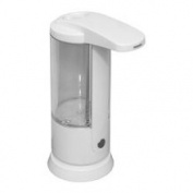 Homebasix ZYX-09EA-WH Automatic Soap Dispenser, 250ml, White