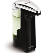 simplehuman Sensor Pump for Soap or Sanitizer-Black 240ml