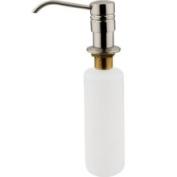Designer Trimscape SD2618 Milano II Soap Dispenser, Satin Nickel