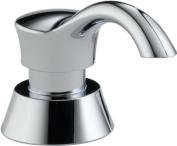 Delta RP50781 Pilar Soap Dispenser Chrome, Soap Dispenser