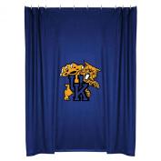 Sports Coverage 04JRSHC4KYU7272 Kentucky Wildcats Shower Curtain