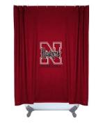 Sports Coverage 04JRSHC4NEB7272 Nebraska Cornhuskers Shower Curtain