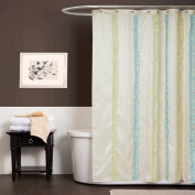 Special Edition by Lush Decor Aria Polyester Shower Curtain