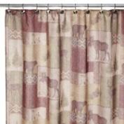 Bacova Mountain Lodge 70 W x 72 L Shower Curtain