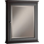 Foremost BECC2330 Berkshire Fully Assembled Medicine Cabinet in Dark