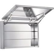 Whitehaus WHHIM-2 Single Door Vertical Opening Medicine Cabinet