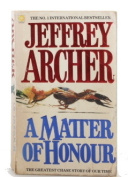 A Matter of Honour [Paperback]