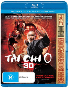 Tai Chi Zero (3D Blu-ray/Blu-ray)  [Region B] [Blu-ray]
