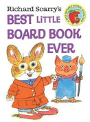 Richard Scarry's Best Little Board Book Ever (Richard Scarry's Busy World) [Board book]