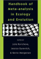 Handbook of Meta-Analysis in Ecology and Evolution