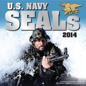 U.S. Navy SEALs 16-Month Calendar