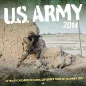 U.S. Army 16-Month Calendar