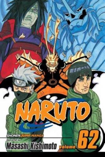 Naruto, V62: The Crack by Masashi Kishimoto.