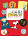 Peanuts Labels and Stickers