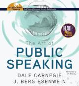 The Art of Public Speaking [Audio]