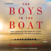 The Boys in the Boat [Audio]