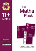 The 111+ Maths Bundle Pack - Standard Answers