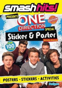 Smash Hits One Direction Sticker & Poster Activity Annual 2013