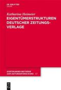 Eigentumerstrukturen Deutscher Zeitungsverlage  [GER]