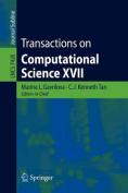 Transactions on Computational Science XVII
