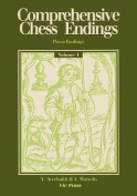 Comprehensive Chess Endings Volume 4 Pawn Endings