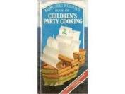 Margaret Fulton's Book of Children's Party Cooking [Hardback]
